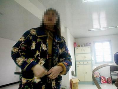 组图 老板娘丢了保暖内裤 打工妹横遭脱衣检查