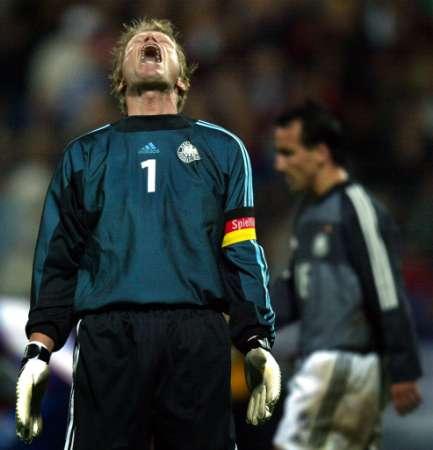 年欧洲杯预选赛开始的欧洲杯预选赛第5小组比赛中,德国2-1法罗群岛队.