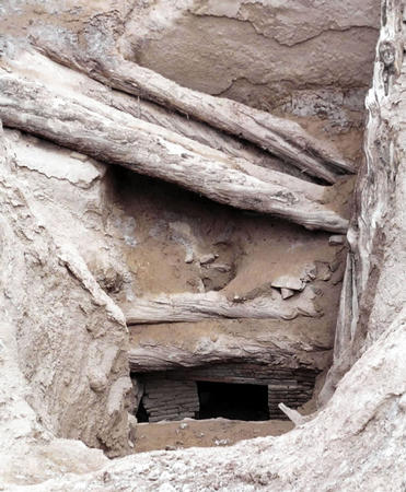 新闻 社会    青海省柴达木盆地历史文化重镇——都兰,曾是吐谷浑王国