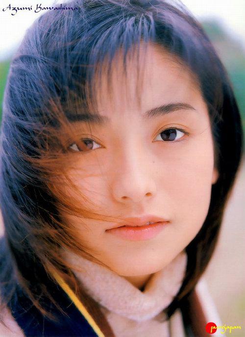 图文:日本著名人气偶像川岛和津实-13-搜狐娱乐