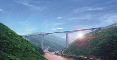 红河企业以619万元获得世界第一高桥冠名权
