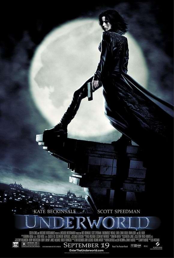 图片:外语电影《黑夜传说》海报(1)