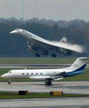 组图:协和式超音速客机本周退役