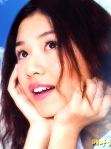 图文:台湾著名明星侯湘婷写真(27)