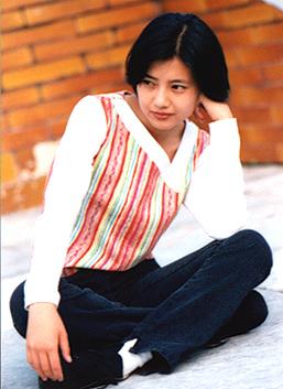 图文:著名演员高圆圆写真(37)