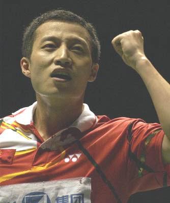 中国队折戟汤杯半决赛 张尉痛失关键一分