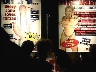 组图:荷兰办火辣性爱节