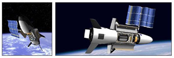未来航天飞机什么样 轻巧全自动是目标(组图)