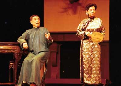 《白蛇传》是由田汉创作,半个世纪以来久演不衰,京剧中家喻户晓的