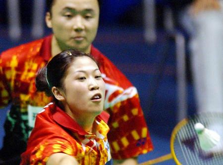 中国羽毛球公开赛 张军 高崚混双夺冠