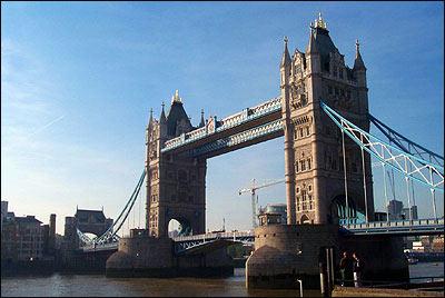伦敦塔桥-搜狐网旅游频道