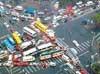 北京治理交通拥堵