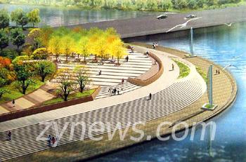 河道景觀設計構思