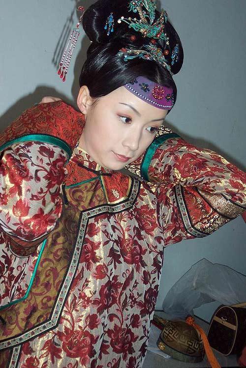 赫舍里皇后墓_图文:探班《少年天子-顺治篇》-姚千羽-搜狐娱乐
