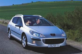 搜狐汽车讯 法国标致汽车公司斥资11.2亿欧元开发的407系列,将于高清图片