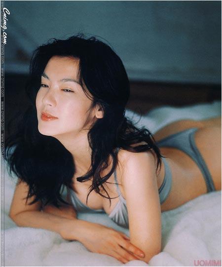 图文:台湾著名女明星林熙蕾写真-5