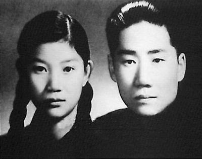 毛泽东长子毛岸英和妻子刘思齐