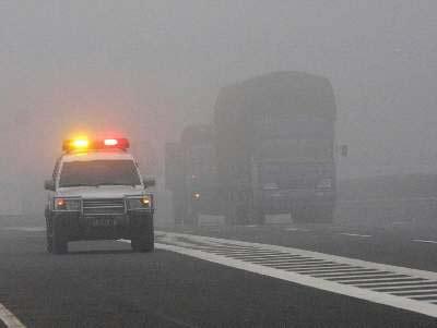 大雾添乱长沙春运 黄花机场77个出港航班被延误