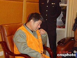 台谍嫌犯王长勇接受记者采访-两间谍嫌犯接受采访时称受骗触犯法律...图片 19793 300x225