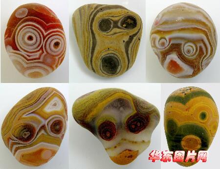 组图:南京雨花石精品--