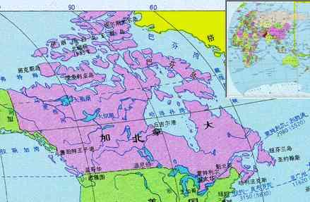 加拿大人均gdp_为什么投资加拿大 国家概况