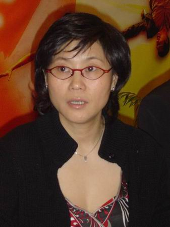 ...陈坤、周迅、黄觉出席电影《恋爱中的宝贝》上海首映礼.