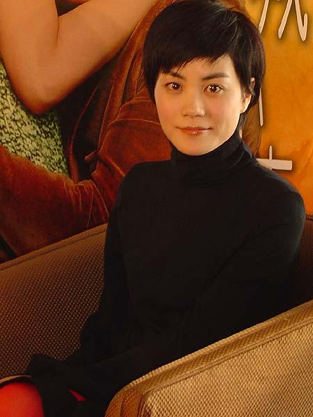 王菲2014 生活照