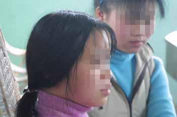 五名贵州少女被骗