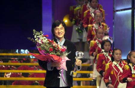 """图文:""""感动中国2003年年度人物评选""""落幕(2)"""