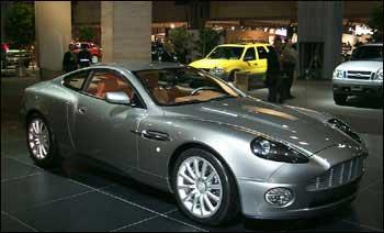 世界十大最贵轿车 阿斯顿 马丁高清图片