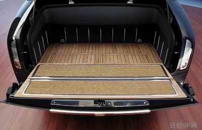 日内瓦车展 莱斯劳斯16缸双门敞篷100EX高清图片