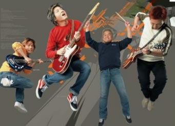 ...中国原创音乐排行榜最佳新人奖.      2003年11月:为nokia...