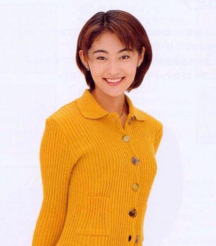 日剧女王常盘贵子写真集 6