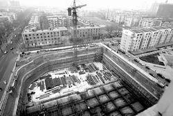 北京一小区公共设施规划地建宾馆 业主愤称受骗