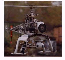 金属风暴试验无人机40mm口径榴弹发射器