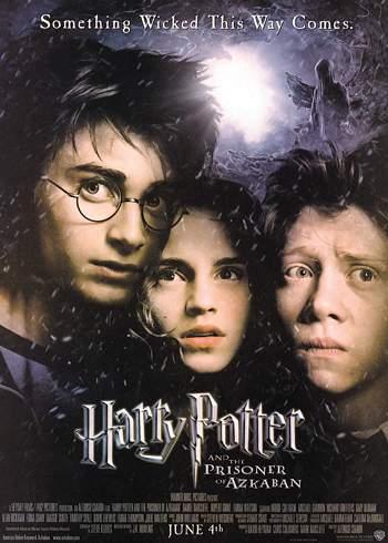 《哈利波特3》新海报曝光 比前两集更惊悚(图)