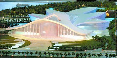 世界最大科学馆将矗立广州大学城