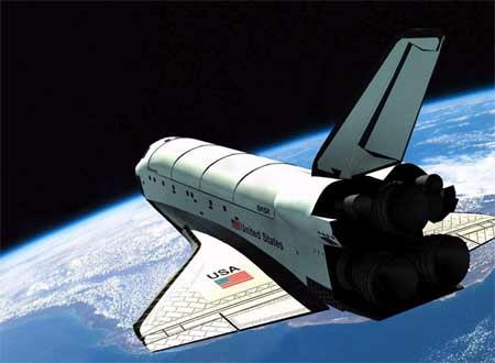 哥伦比亚号航天飞机在