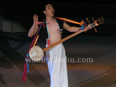 红塔联欢会:红塔集团表演舞蹈《阿诗玛》二
