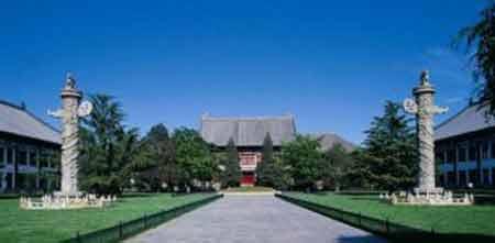 北京大学风光一览图片