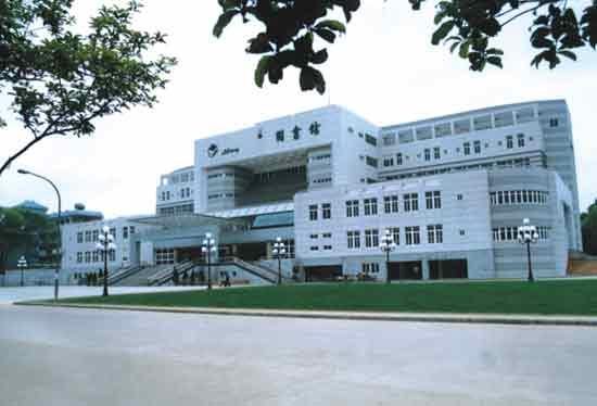广西师范大学风光一览