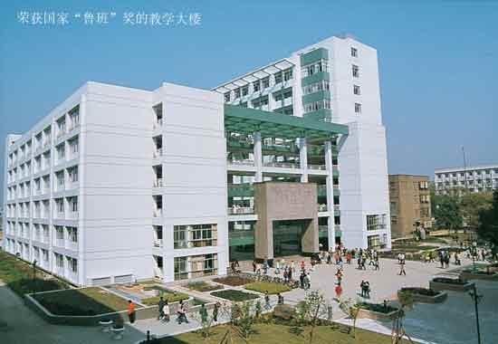 东华理工学院风光一览