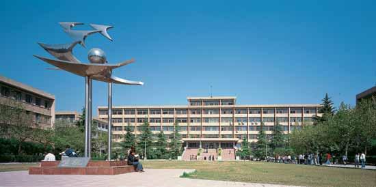 陕西科技大学风光一览