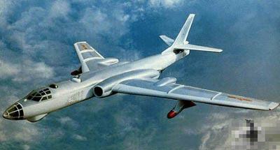有100架的h6轰炸机