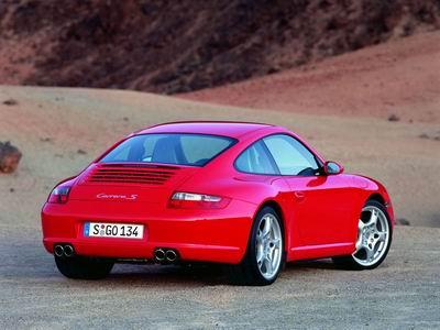 2005保时捷911 carrera s 997 保时捷也高清图片