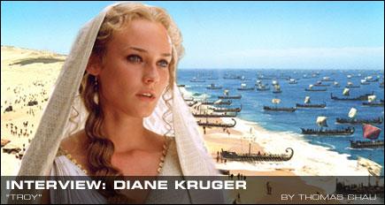 海伦黛安・克鲁格:出演第一美女给我自信