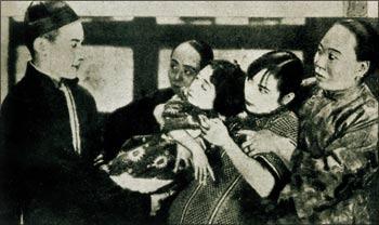 红牡丹电影_1931年:《歌女红牡丹》(组图)-搜狐娱乐