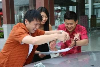 第三站 扬州婚车高清图片