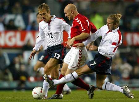 英格兰足球国家队球员介绍:菲尔-内维尔2