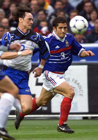 法国国家足球队球员介绍:利扎拉祖3